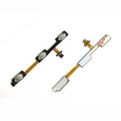 Para zte lâmina a6/a6 lite a0620 a0622 power on fora interruptor de volume botão lateral chave cabo flexível peças de reposição