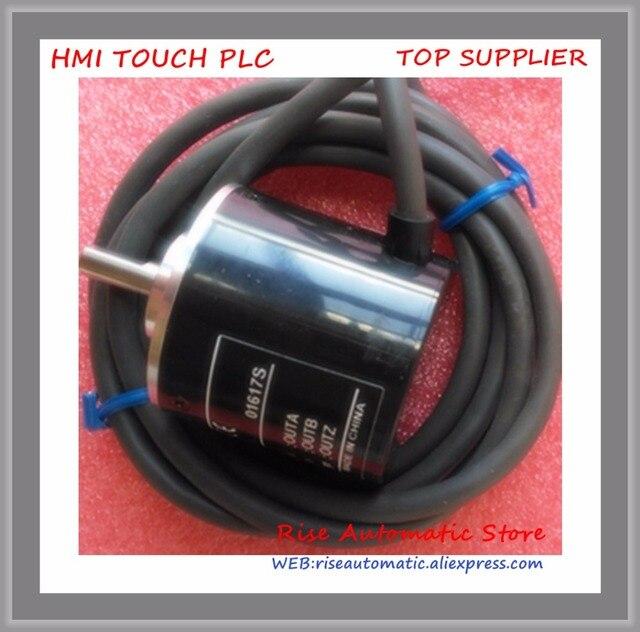 E6B2 CWZ6C 1000 P/R encodeur rotatif nouveau 5 24VDC ouvert Abz Phase 1000 PPR E6B2CWZ6C