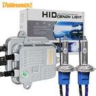 Buildreamen2 High Bright AC Xenon Kit Ballast + Bulb 55W 10000LM 5000K H1 H3 H7 H8 H9 H11 9005 9006 Car Light Headlight Fog Lamp