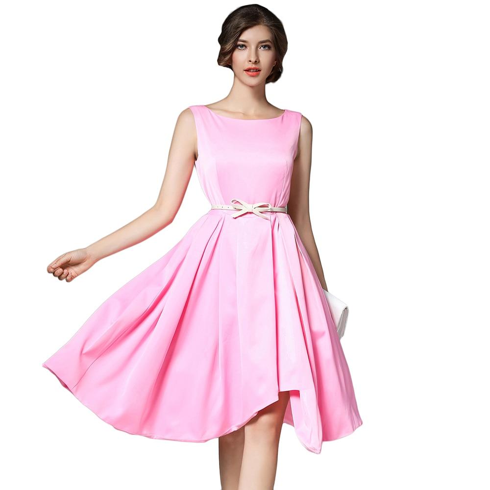 Magnífico Vestido De Novia Blanco Con El Marco De Color Rosa ...