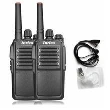 2 pcs Public network cluster SIM card walkie talkie 5000mah battery no distance limit wifi walkie talkie