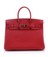 High Quality 100 Genuine Leather Women Bag Original Leather TOGO Handbag Shell Bag
