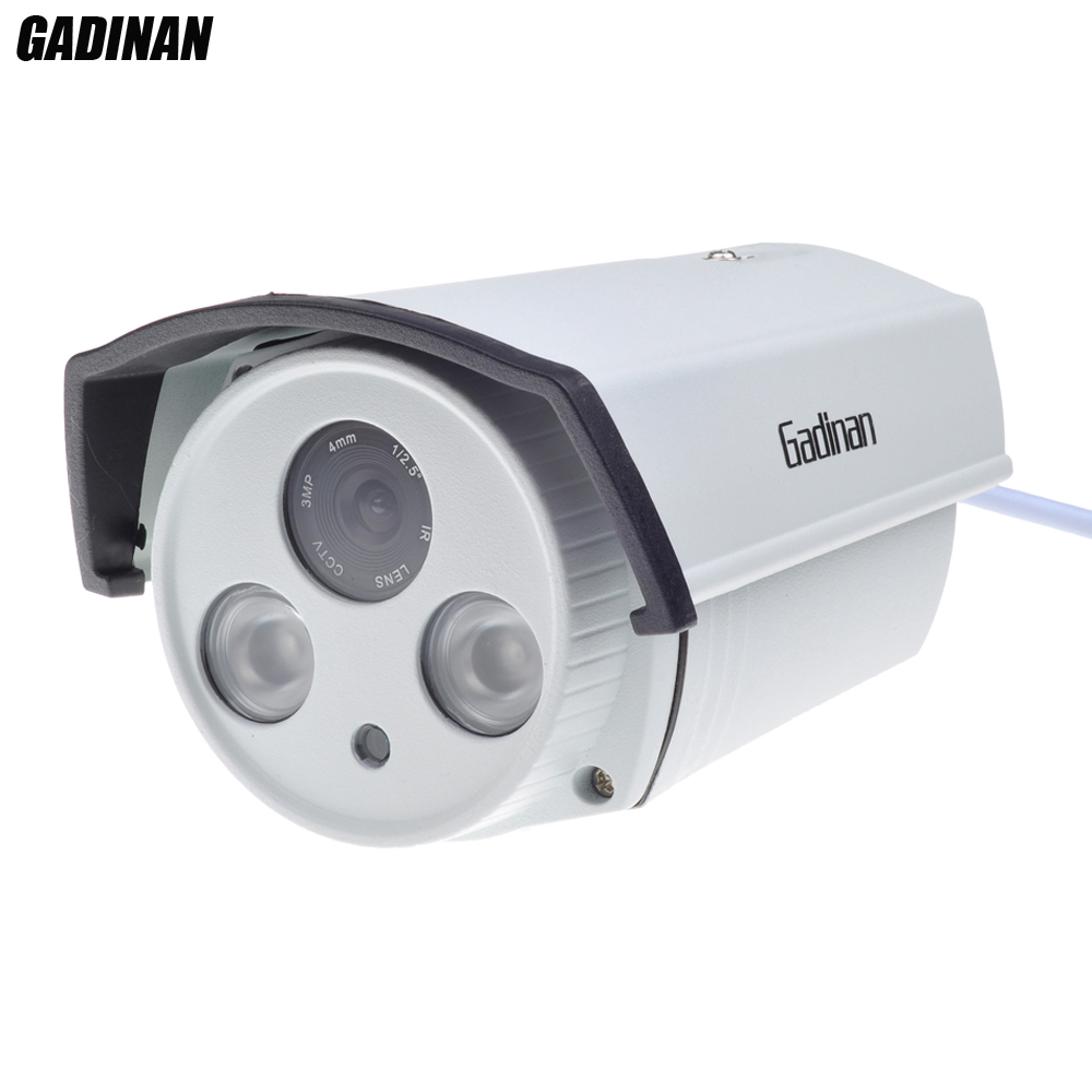 где купить GADINAN CMOS SONY IMX322 Sensor HI3516C DSP Auto Zoom 1080P IP Camera 4X Motorized Lens 2.8-12mm Security ONVIF 48V PoE Optional по лучшей цене