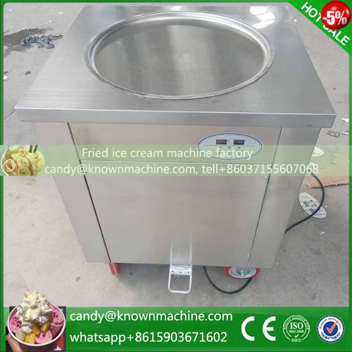 high economic commercial used fried ice cream machine with big size 45cm for sale for 2004 2008 ford f150 chrome vertical front hood grill grille usa domestic free shipping hot selling