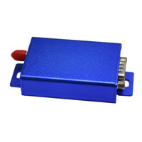 vhf uhf 433MHz 2 ואט UHF UART מודם רדיו נתונים VHF RS232 RS485 Wireless משדר 115200bps משדר ומקלט אלחוטיים (1)