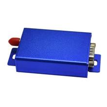 433mhz 2 watts uhf vhf données modem radio uart rs232 sans fil rs485 émetteur récepteur 115200bps sans fil émetteur et récepteur