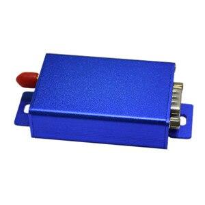 Image 1 - 433mhz o mocy 2 w uhf vhf radiowej transmisji danych modem uart rs232 bezprzewodowy rs485 transceiver 115200bps bezprzewodowy nadajnik i odbiornik