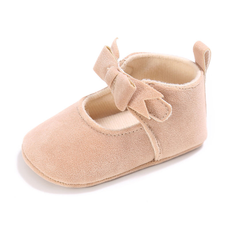 Myggpp Baby Girl Shoes Spring Autumn Shoe Pu Suede