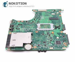 Image 3 - NOKOTION 494106 001 497613 001 For HP Compaq 6535S 6735S Laptop Motherboard Socket S1 DDR2 Free cpu