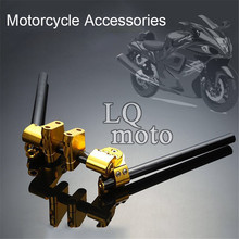 Motorcycle Scooter Adjustable Steering Handle Bar for honda pcx 125 -150 14 -16 2014 2015 2016 pcx125 pcx150 tmax500 530 t-max