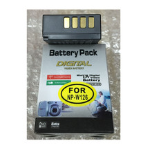 NP-W126 NPW126 Digital Camera Battery NP W126 lithium batteries pack NP-W126 W126 For FUJIFILM HS30EXR HS33EXR X PRO1 X-E1 A1T10