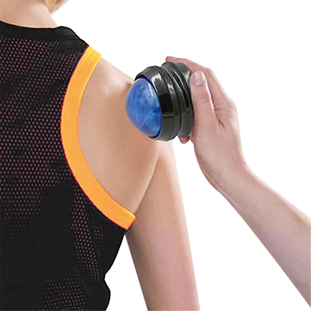 Massage Stick Roller /& Trigger Punkt Körper Muskelschmerzen Massager Ball