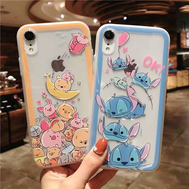 coque iphone 8 stitch couple