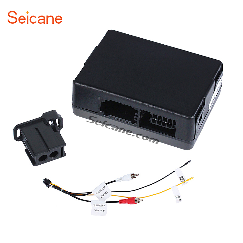 Seicane Car Optical Fiber Decoder Most Box Bose for 2004-2012 Mercedes-Benz CLS-W219 Harmon Kardon Audio Decoding Interface seicane car optical fiber decoder most box for 2004 2012 mercedes benz slk w171 r171 slk200 slk280 slk300 slk350 slk55 amplifier