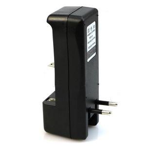 Image 3 - 범용 듀얼 배터리 충전기 18650 14500 16340 26650 충전식 리튬 이온 배터리 충전기 eu/us