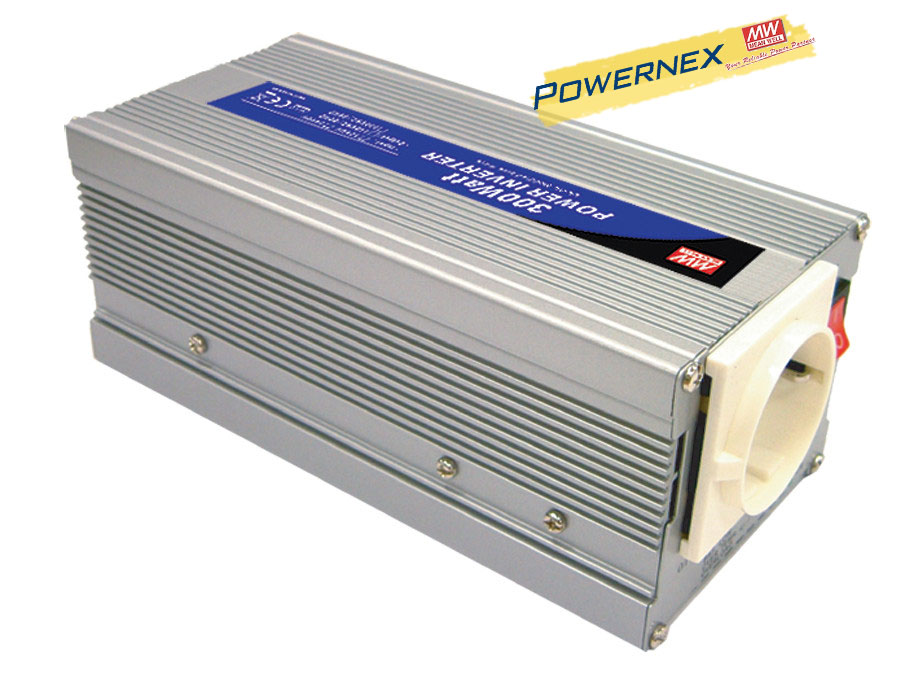 цена на [PowerNex] MEAN WELL original A302-300-B2 110V meanwell A301-300 300W Modified Sine Wave DC-AC Power Inverter
