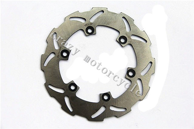Free shipping motorcycle Brake Disc Rotor fit for Yamaha TT250 2000 YZF600 R6 1999-2002 YZF 1000 R1 2002-2003 new rear brake disc rotor racing street bike for motorcycle supermoto burgman 650 an650 2002 2003 free shipping