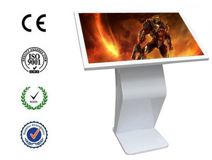 32 42 47inch Full Hd Tv Monitor Electronic Kiosk Touch Interactive Lcd Tft Display Digital Information Signage