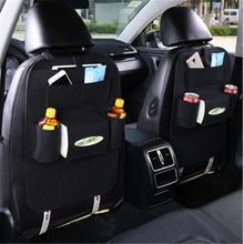 Car Storage Bag  Back Seat for Audi A4 B5 B6 B8 A6 C5 C6 A3 A5 Q3 Q5 Q7 BMW E46 E39 E90 E36  E34 E30 F30 F10 X5 X6 Accessories