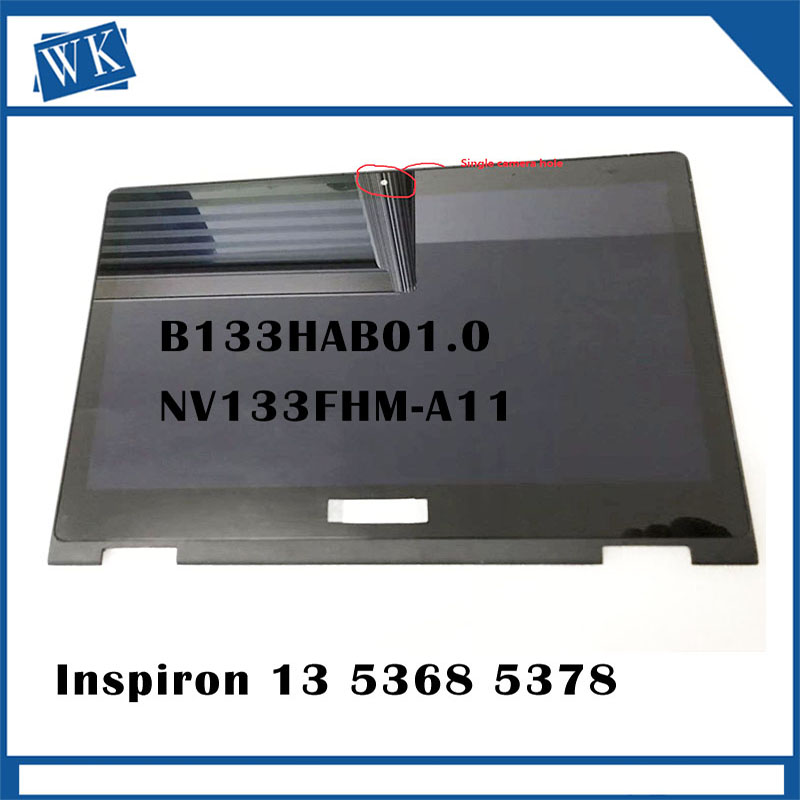 Free shipping 13.3 For DELL Inspiron 13 5368 5378 7378 7368 FHD LED LCD screen B133HAB01.0 NV133FHM-A11Free shipping 13.3 For DELL Inspiron 13 5368 5378 7378 7368 FHD LED LCD screen B133HAB01.0 NV133FHM-A11