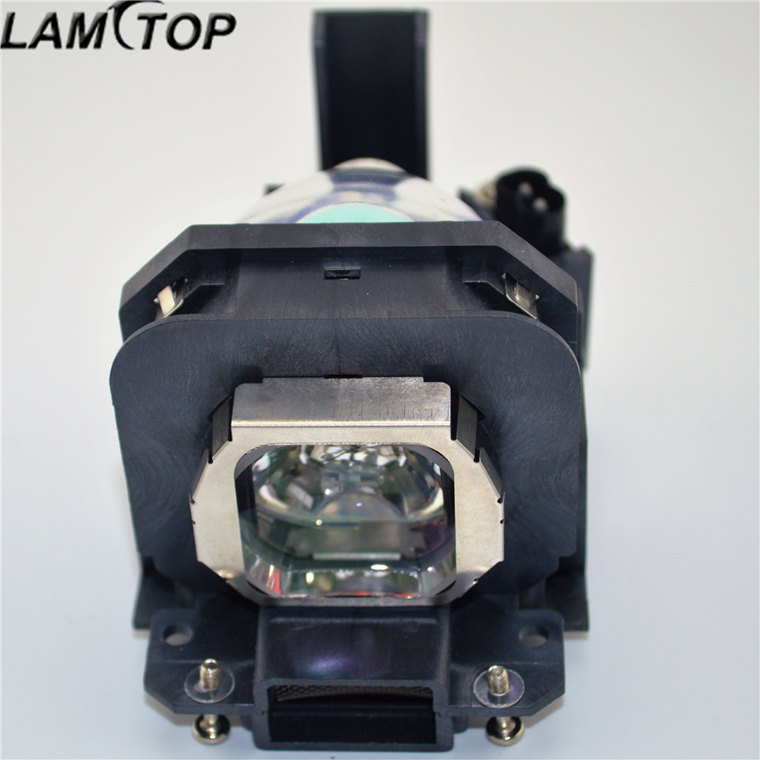LAMTOP  Compatible projector lamp with housing  ET-LAX100  for  PT-AX100E/PT-AX200E/PT-AX100U/PT-AX200U projector lamp et lab80 with housing for pt lb75 pt lb78 pt lb80 pt lb90 pt lb90ntu pt lw80ntu