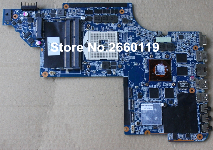 laptop motherboard for HP 655488-001 DDR3 system mainboard, fully tested 685404 001 laptop motherboard for hp 2570p qm77 j8a ddr3 mainboard full tested