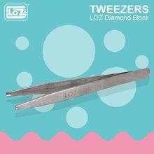 LOZ ideas Diamond Block Tweezer Designed Tool Kits Nano Micro Block Pixel Blocks Dedicated Tool Toy