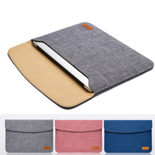 "New Laptop Sleeve Bag for Macbook Air 11 13 Retina 12 Pro 13 15 Portable Notebook Case Cover for Mac 13.3"" 15.4"" New 12 for Men"