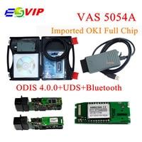 5pcs Lot DHL Free VAS 5054A ODIS V3 0 3 Bluetooth Support UDS Protocol 5054A Lowest