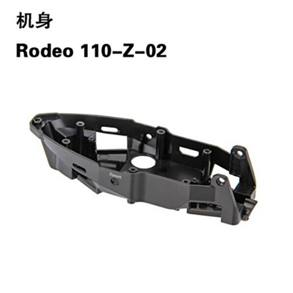 Walkera Rodeo 110 Racing Drone Spare Parts: 110-Z-02 Main Body Frame F20336 image