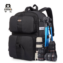 Waterproof travel hiking camera backpack bags Professional big capacity durable slr camera bag, dslr camera bag backpack CD50