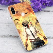 Pubg Ponsel Cover untuk Redmi Note7 7Pro Kasus S2 4X 4A 5 6 7 5 Plus/5A 6A 6 pro Pergi Note 4 4X3/5/6 Pro(China)