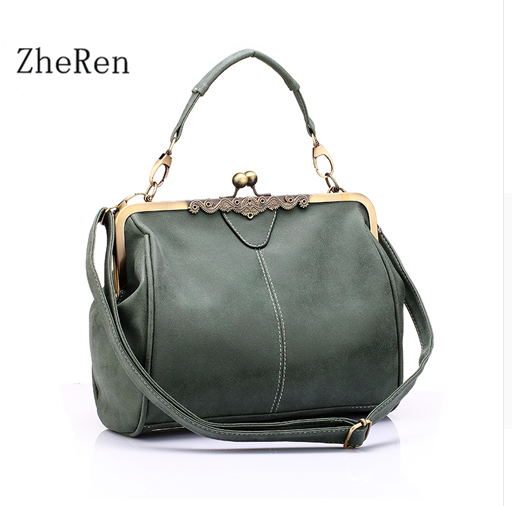 Zhe Ren New Acquisitions 2017 Brand women bags retro Women Messenger Bag PU nubuck leather handbags of High Quality Hand of Mrs. patrick а gaughan mergers acquisitions and corporate restructurings