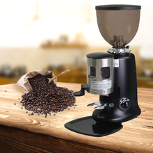 Coffee Grinder Maker 220v Commercial Heavy Duty New 350W High Power burr Electric Beans Nuts Grinders