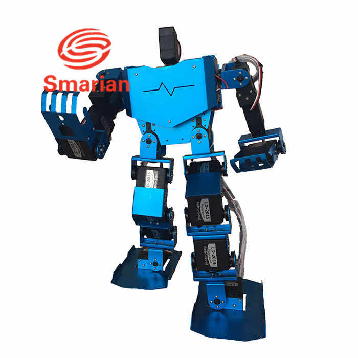 Smarian официальный 19DOF человекоподобный робот все в одном робот-душа H3.0-19S соревнование танцующий робот двуногий робот Платформа