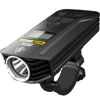 NITECORE BR35 bike light Dual Distance Beam Rechargeable bicycle light 2xCREE XM L2 U2 1800lm + Built In 6800mAh Battery Pack