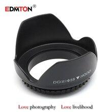 58mm Reversible Petal Flower Lens Hood II For Canon For Nikon For Sony For Olympus Digital Digicam SLR with lens clother