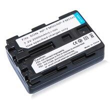 1 * np-fm50 np fm50 fm55h baterias pack para sony np-fm51 np-fm30 np-fm55h dcr-pc101 a100 series dslr-a100