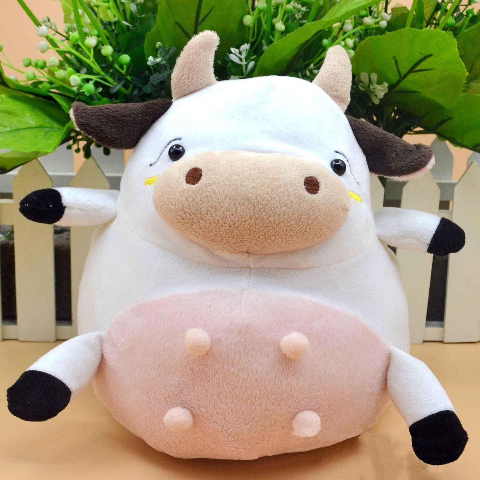 099aac3ba20bb DDLC Doki Doki Literature Club Mr Cow Plush Toy Sayori Yuri Monika Cosplay