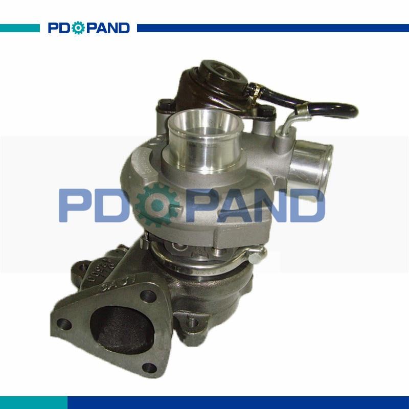 Image 5 - diesel engine turbo TF035supercharger compressor 49135 04211 for Mitsubishi Delica Montero L200 L300 Galloper Pajero 4D56 2.5compressor dieselcompressor turbocompressor diesel engine -
