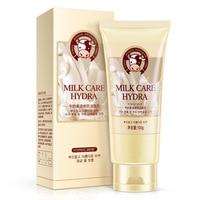 BIOAOUA Milk Silky Body Cleanser Moisturizing Cleanser 100ml Moisturizing Nourish Nourishing Clean