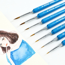 цены на Hook Line Pen Fine Paint Brush Water Color Painting Brush Pen Set Artist Gouche Brushes For Acrylic Oil Painting Art Supplies  в интернет-магазинах