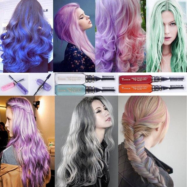Teayason Professional Hair Farbe Kits Lange Anhaltende Haar