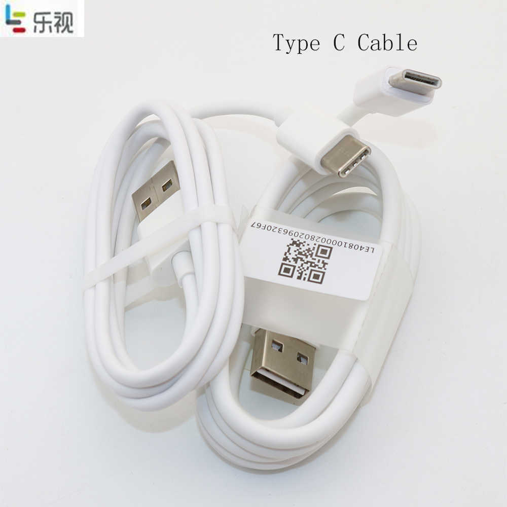 100% originele Letv leeco le Pro3 Oplaadkabel USB Type C Quick Fast 100 cm Lading Data power cable voor max 2/X522/le2/le s3 x62