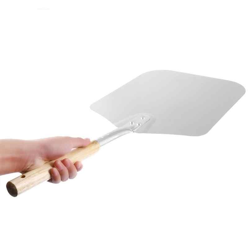 66 см Алюминиевый нож для пиццы лопата с деревянной ручкой лопатка для торта инструменты для выпечки резак для сыра мельницы инструмент лопатка для пиццы