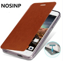 NOSINP For Xiaomi Redmi 3S case mobile phone holster for 5″ 720P 13MP Camera Metal Body Mobile Phone by free shipping