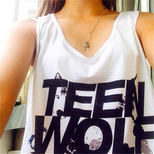 Teen Wolf White Top