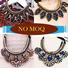 False collar necklace handmade crystal beads steampunk choker necklace choker necklace brand wedding accessories