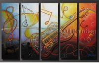 Free Shipping For Sell Wholesale Large Modern Abstract Art Oil Painting Wall Home Decor Canvas New