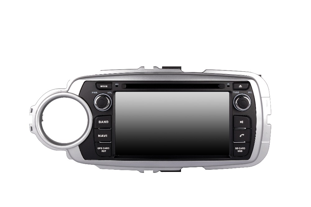 Octa / Quad Core Android Fit TOYOTA YARIS 2011 2012 2013 2014 2015 Bil DVD-spelare Navigation GPS 3G-radio DVD HEAD UNIT STEREO MAP